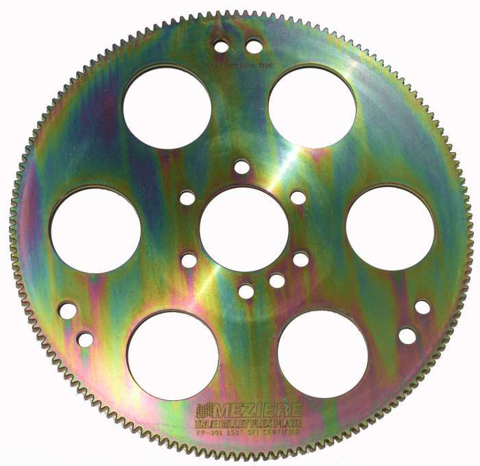 Billet Flexplate - SFI Chevy V8 - 168 Tooth