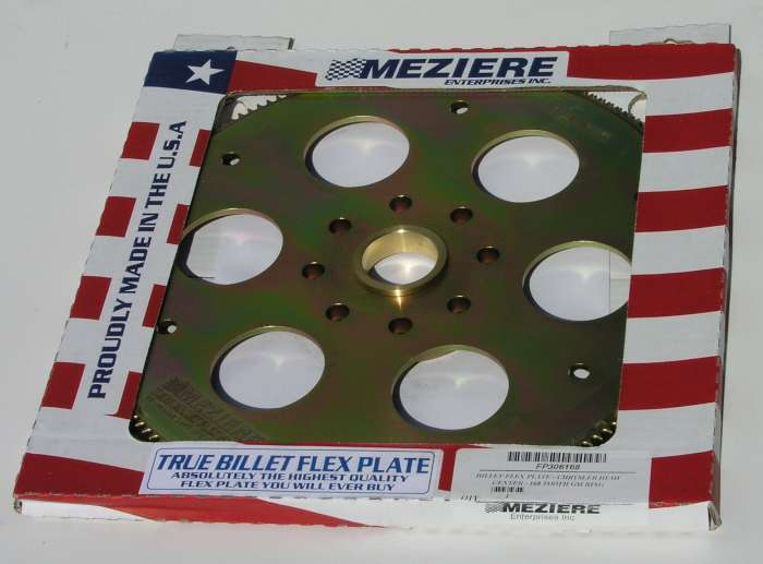 Billet Flexplate - SFI Mopar V8 168 Tooth