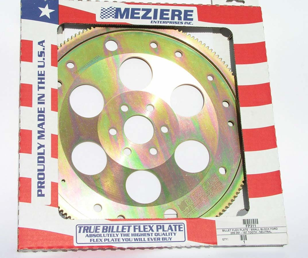Billet Flexplate - SFI SBF 289-351 157 Tooth