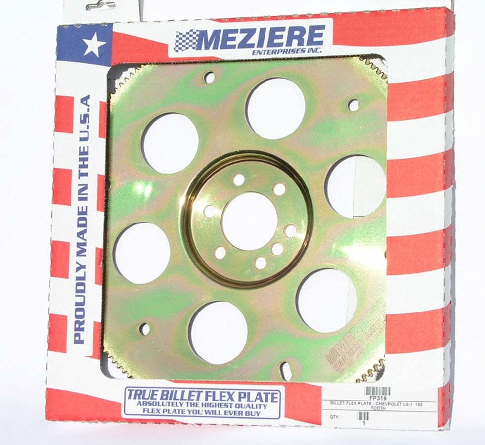 Billet Flexplate - SFI GM LS1 - 168 Tooth