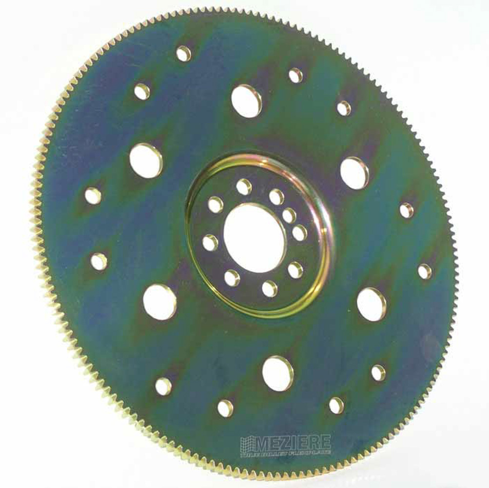 Meziere FPS099 Flexplate, True Billet, 168 Tooth, SFI 29.2, Steel, Internal Balance, GM LS-Series, Each