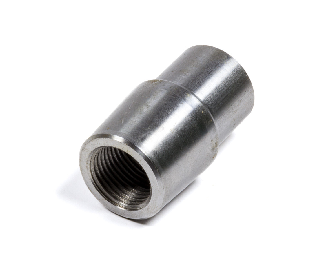 Meziere RE1021F Tube End, Weld-On, Threaded, 3/4-16 in Right Hand Female Thread, 1-1/8 in Tube, 0.083 in Tube Wall, Chromoly, Natural, Each