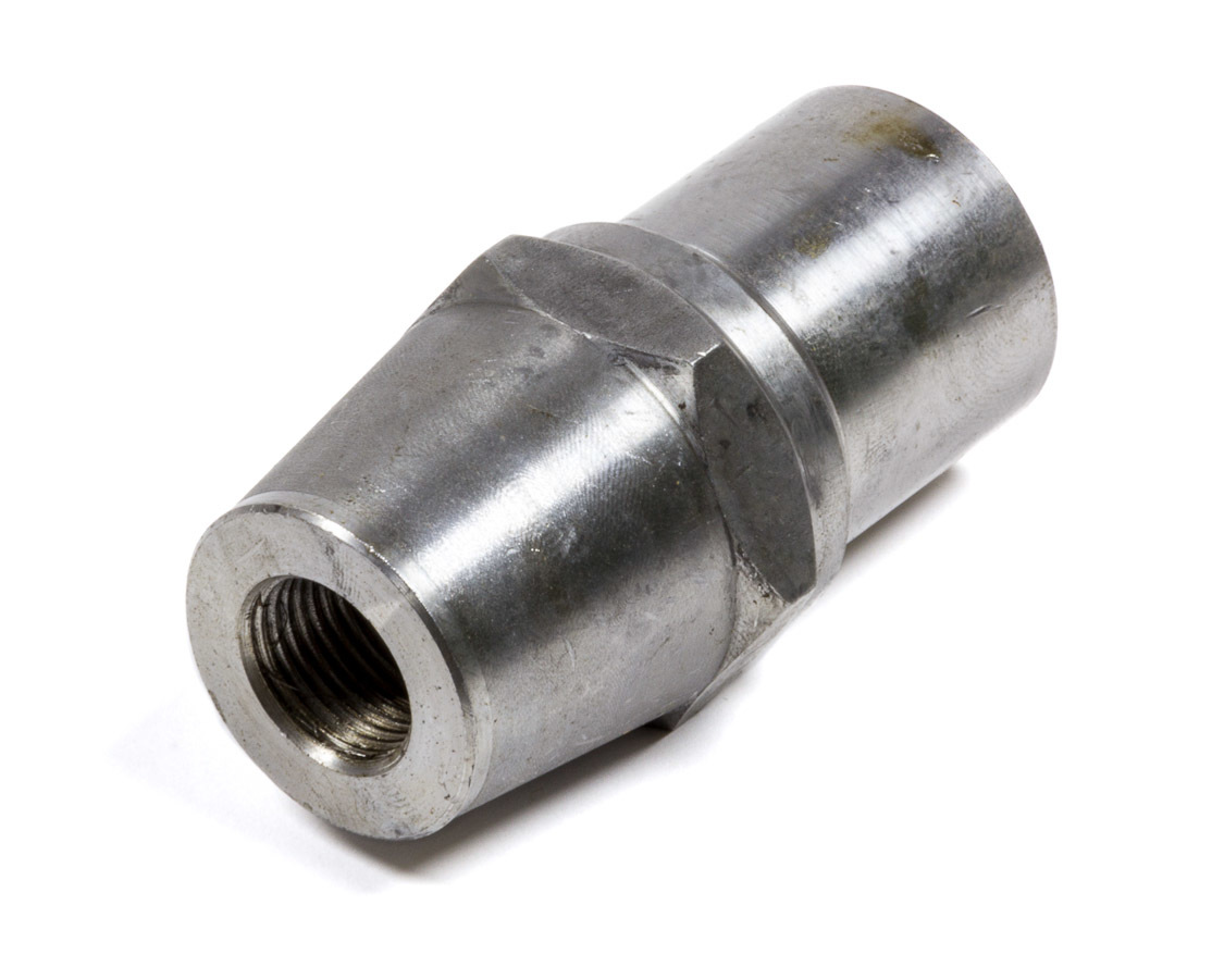 Meziere RE1026EL Tube End, Weld-On, Threaded, 5/8-18 in Left Hand Female Thread, 1-3/8 in Tube, 0.095 in Tube Wall, Chromoly, Natural, Each