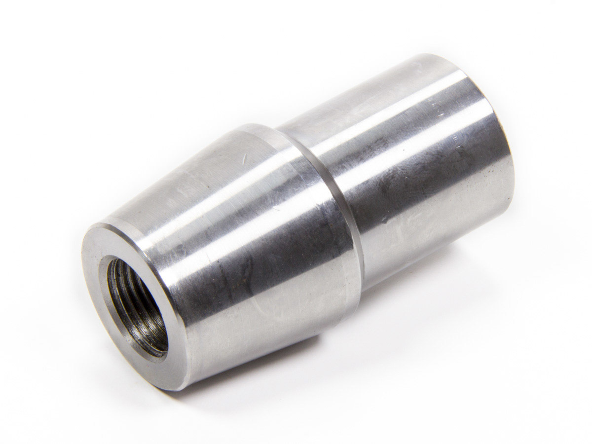 Meziere RE1030GL Tube End, Weld-On, Threaded, 7/8-14 in Left Hand Female Thread, 1-1/2 in Tube, 0.120 in Tube Wall, Chromoly, Natural, Each