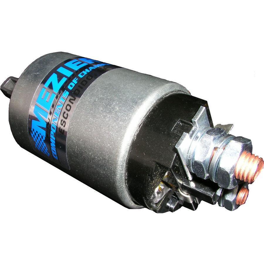 Meziere SS037 Starter Solenoid, 12/16 Volt, 400 / 500 Series Meziere Starters, Each