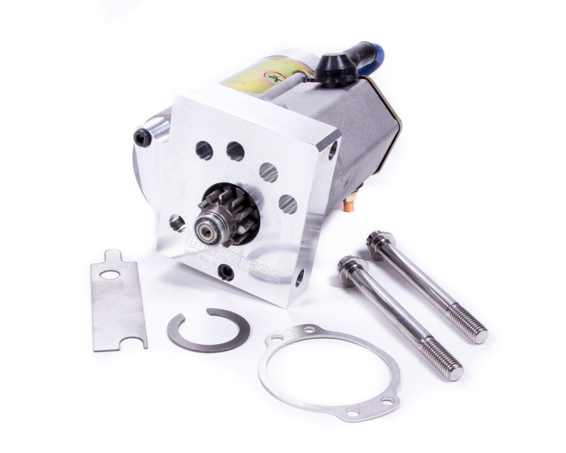 HD Offset Starter - GM LS Engine w/168 Tooth