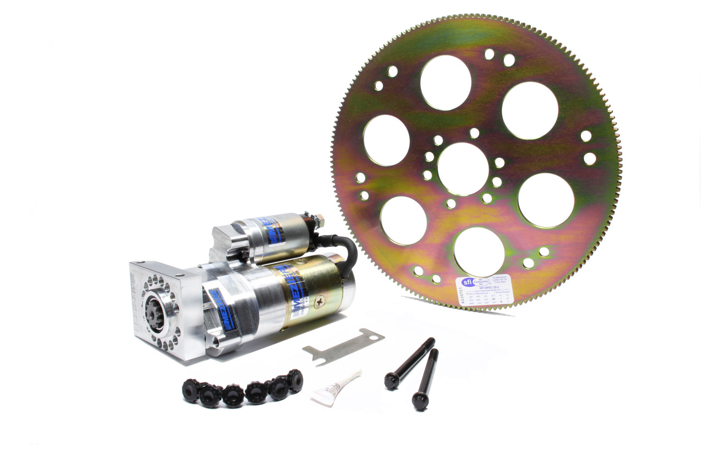 Starter/Flexplate Combo Kit (TS400 & FP300)