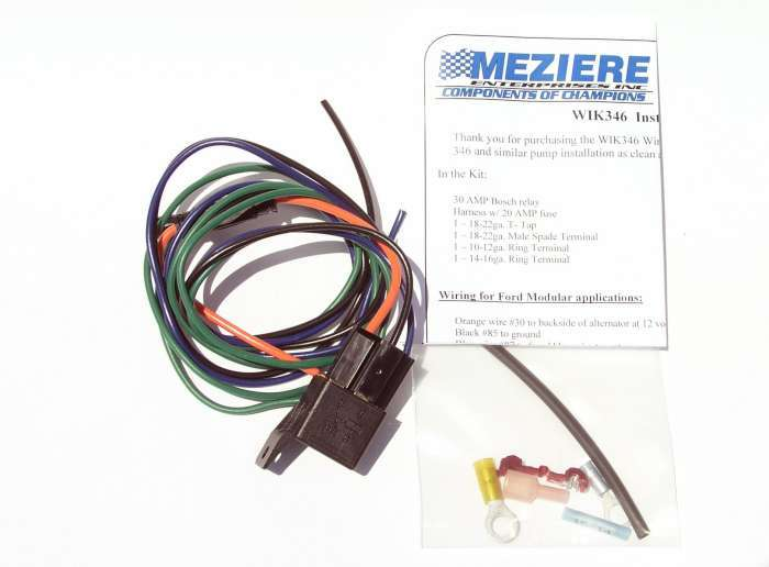 Wiring Installation Kit for WP346