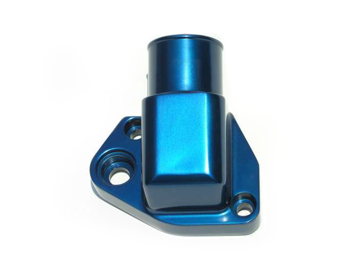 Fixed Water Neck - SBF Blue