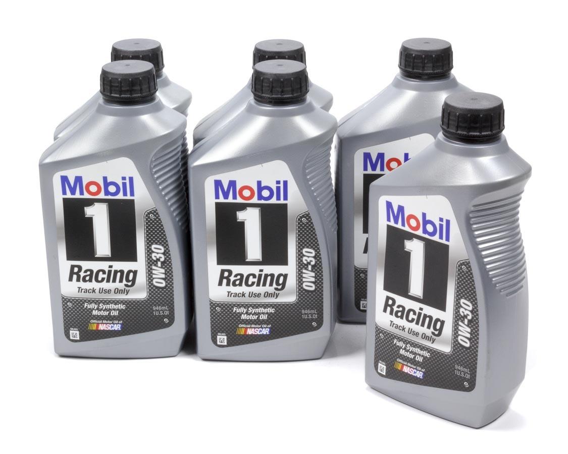0w30 Racing Oil Case 6x1 Qt