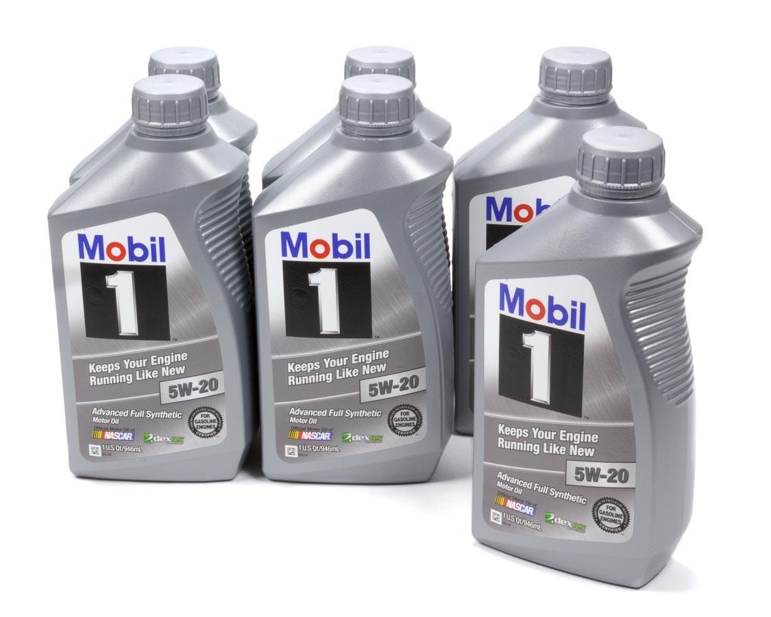 5w20 Synthetic Oil 6x1 Qt