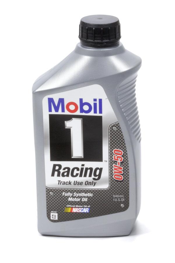 0w50 Racing Oil 1 Qt