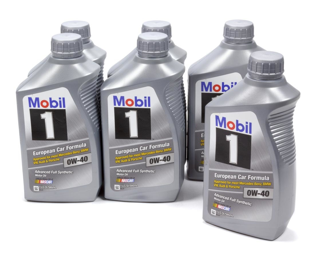 0w40 FS Oil Case 6x1 Qt