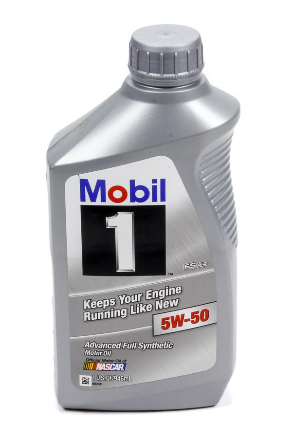 5w50 Synthetic Oil 1 Qt. FS X2