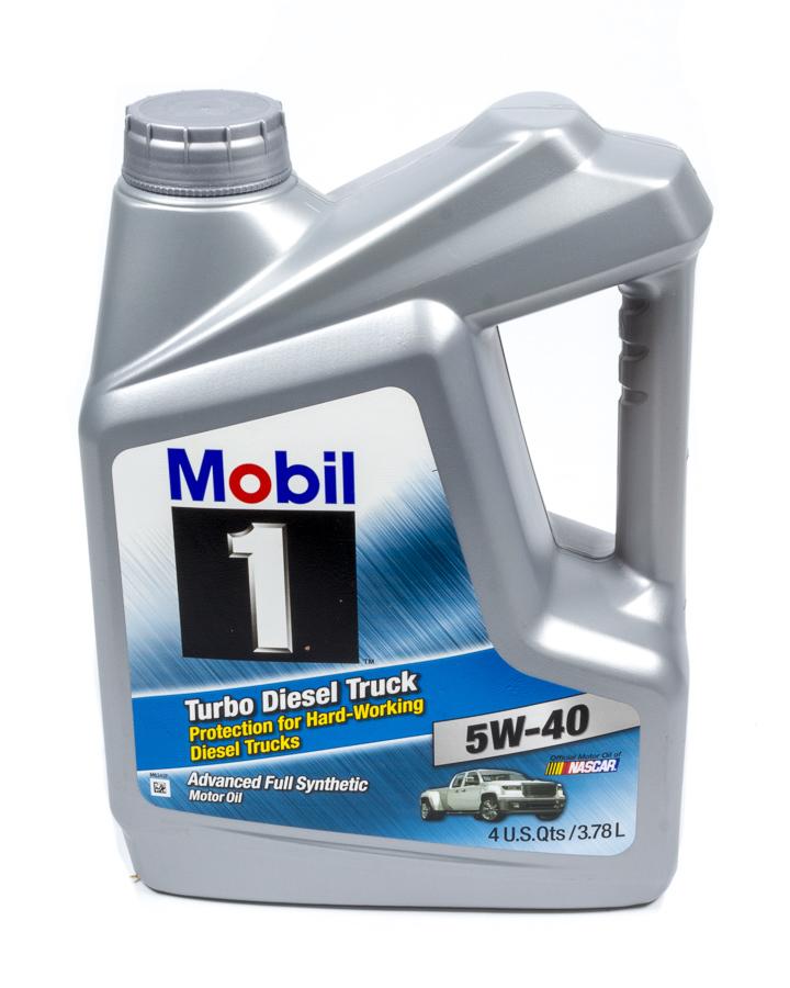 5w40 Turbo Diesel Oil 1 Gallon