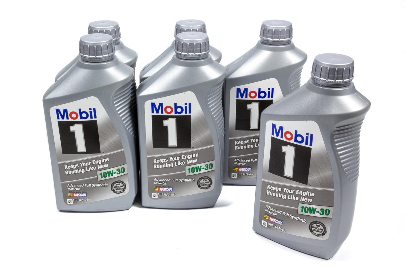 10w30 Synthetic Oil Case 6x1 Quart