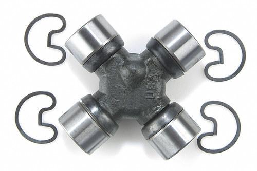 Moog 231 Universal Joint, 1350 Series, 1-3/16 in Cap, Steel, Natural, Each