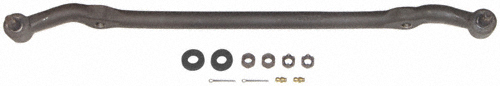 Moog DS1049 Centerlink, OEM Style, Steel, GM F-Body 1982-92, Each