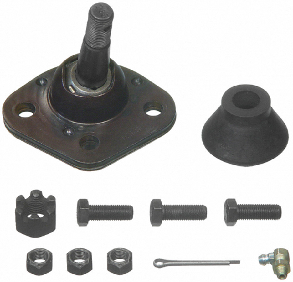 Moog K8212 Ball Joint, Greasable, Upper, Bolt-In, Mustang II / Pinto 1974-80, Each