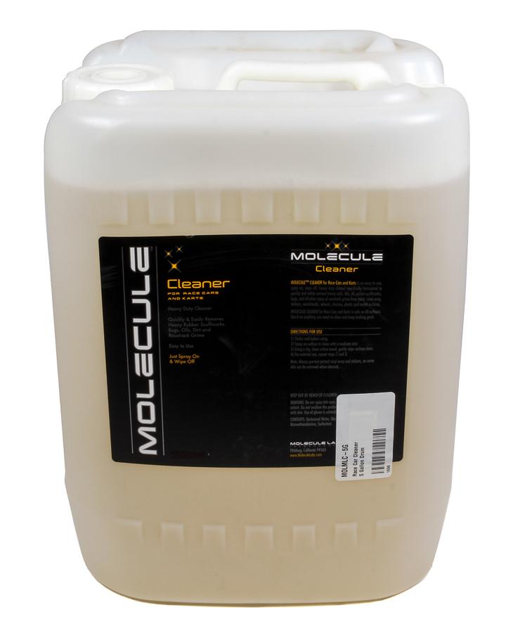 Molecule MLC-5G Detailer, Race Car Cleaner, 5 gal Jug, Each
