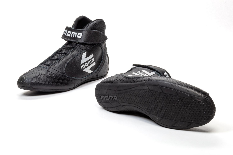 GT PRO Racing Shoes Black 11 Calf Air