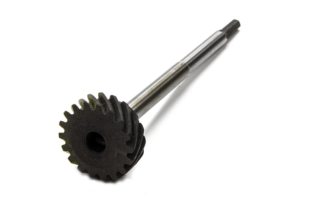 Mopar Performance P3690715 Oil Pump Drive Shaft, Steel, Small Block Mopar, Each