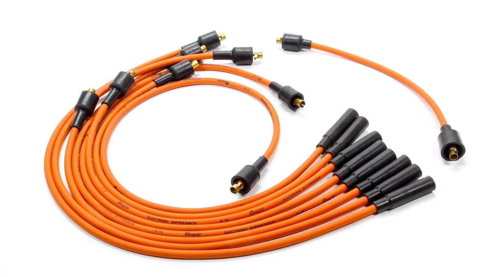 Details about fits Mopar PERFORMANCE P4529797 Spark Plug Wire Set 340 on