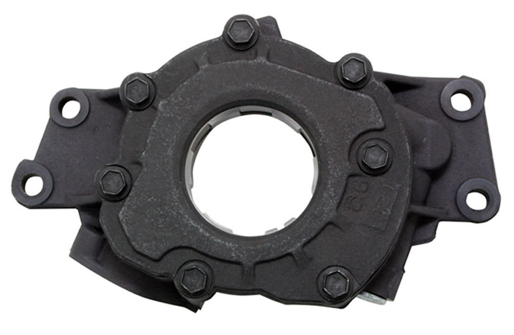 Moroso 22120 Oil Pump, Wet Sump, Internal, Heavy Duty, High Volume, GM LS-Series, Each
