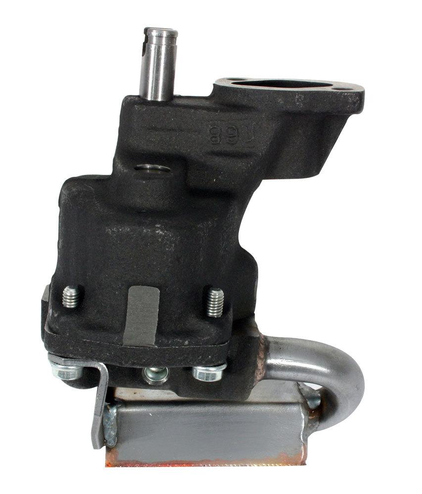 Moroso 22134 Oil Pump, Wet Sump, Internal, High Volume, Welded Pickup, 8-1/4 in Deep Pan, Small Block Chevy, Each