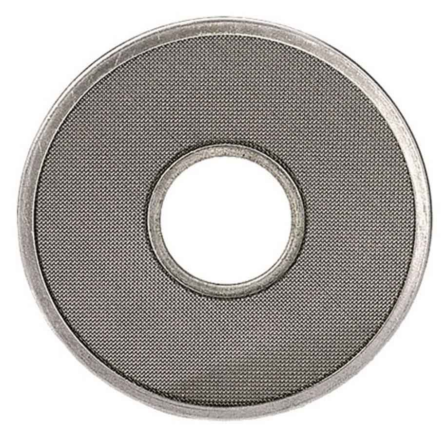 Moroso 23845 Oil Filter Element, Engine Saver, Stainless Screen, Pre Filter Screen, Spin on Filters, Chevy V6 / V8, Each