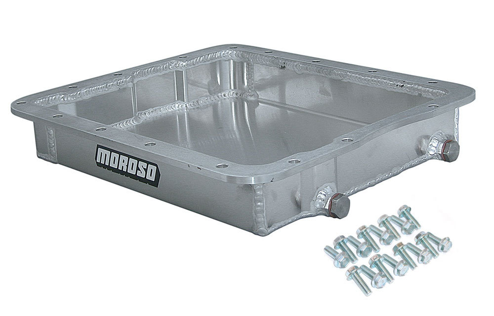 Transmission Pan Aluminum GM 700R4