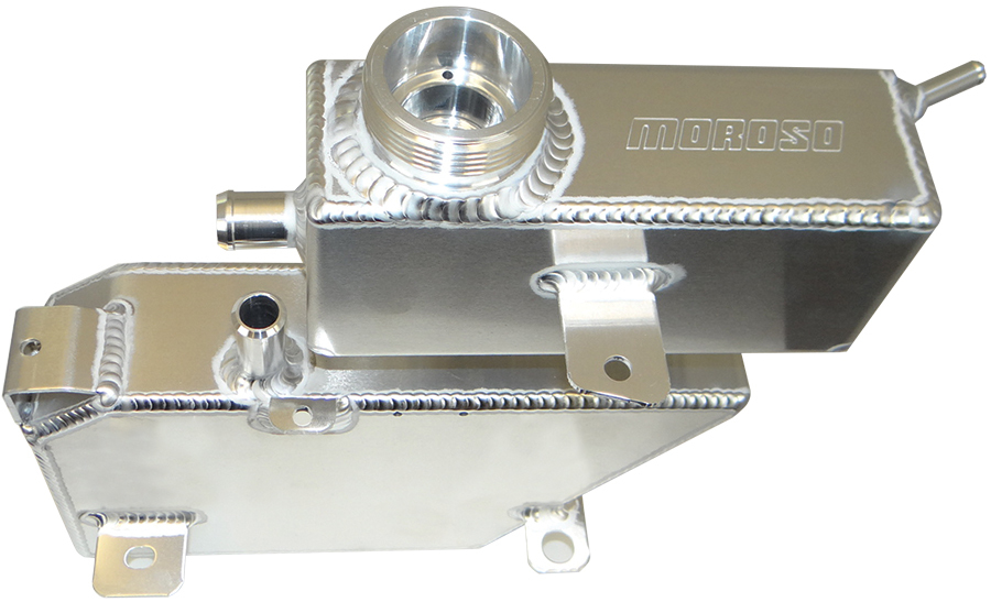 Moroso 63495 Super Charger Tank for Mustang