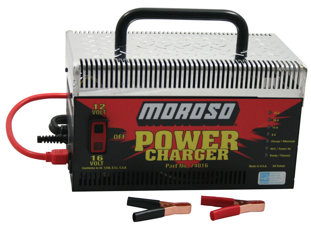 Dual Purpose Battery Charger