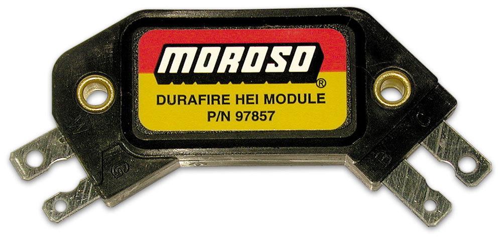 Moroso 97857 Ignition Control Module, Moroso Style 4 Pin GM HEI Distributors, Each