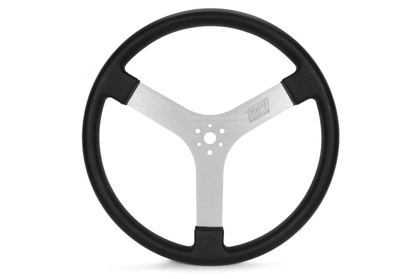 Racer Steering Wheel 17in Flat