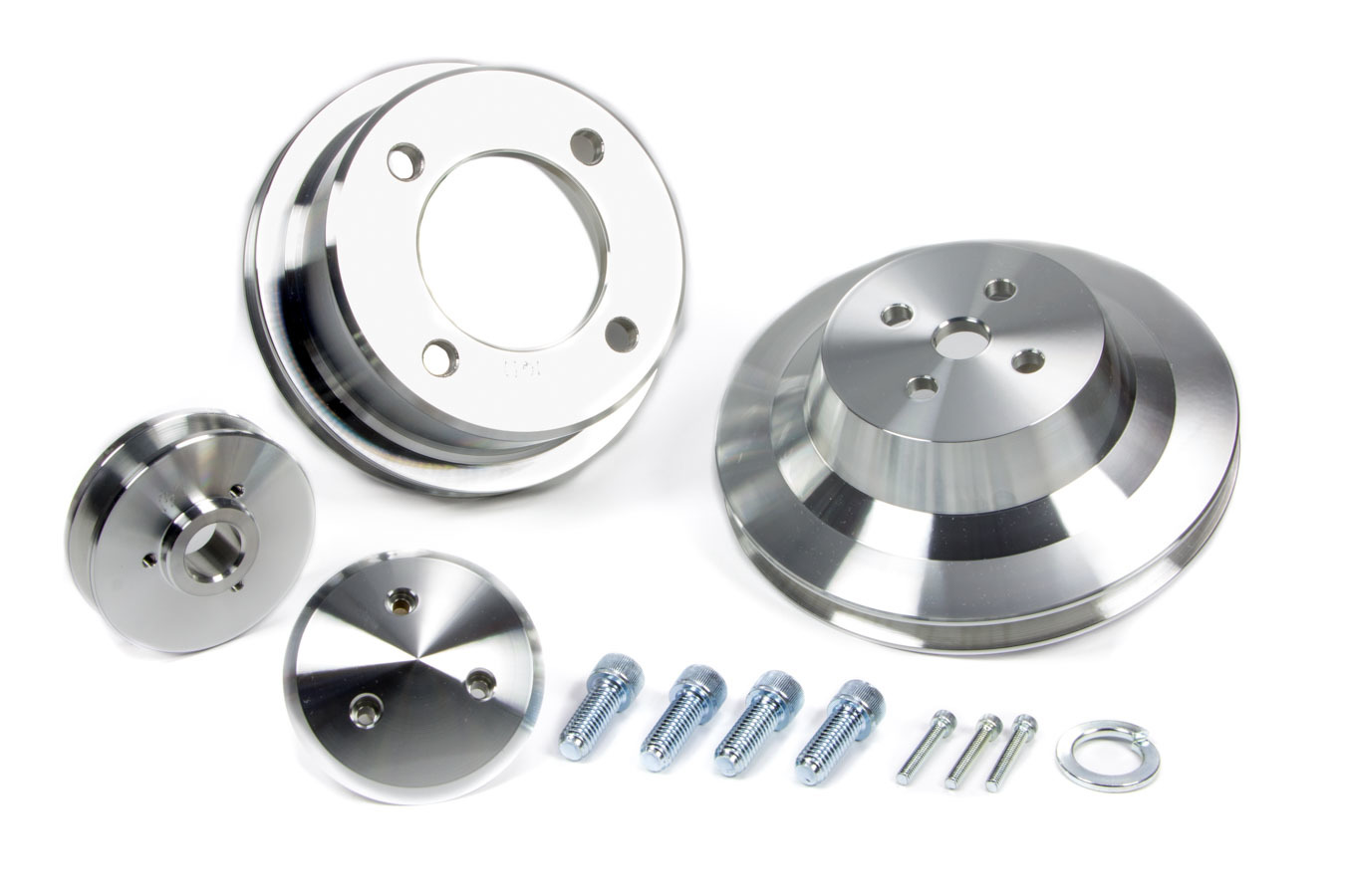 Mustang 3 Pc Pulley Set