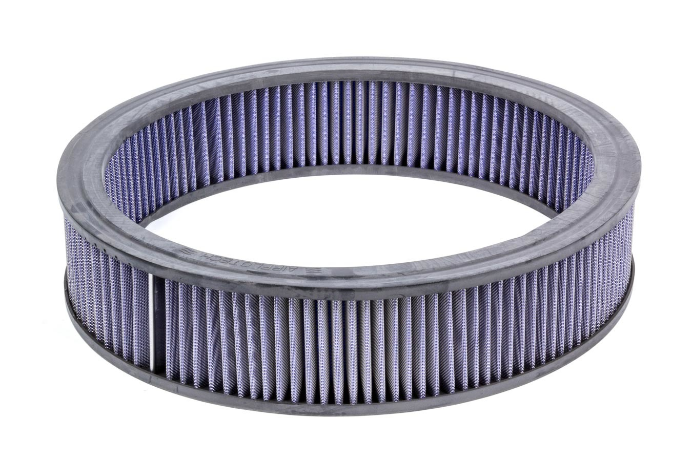 """Blue Washable Mr 14/"""" x 3/"""" Replacement Gasket 1422G Air Filter"""