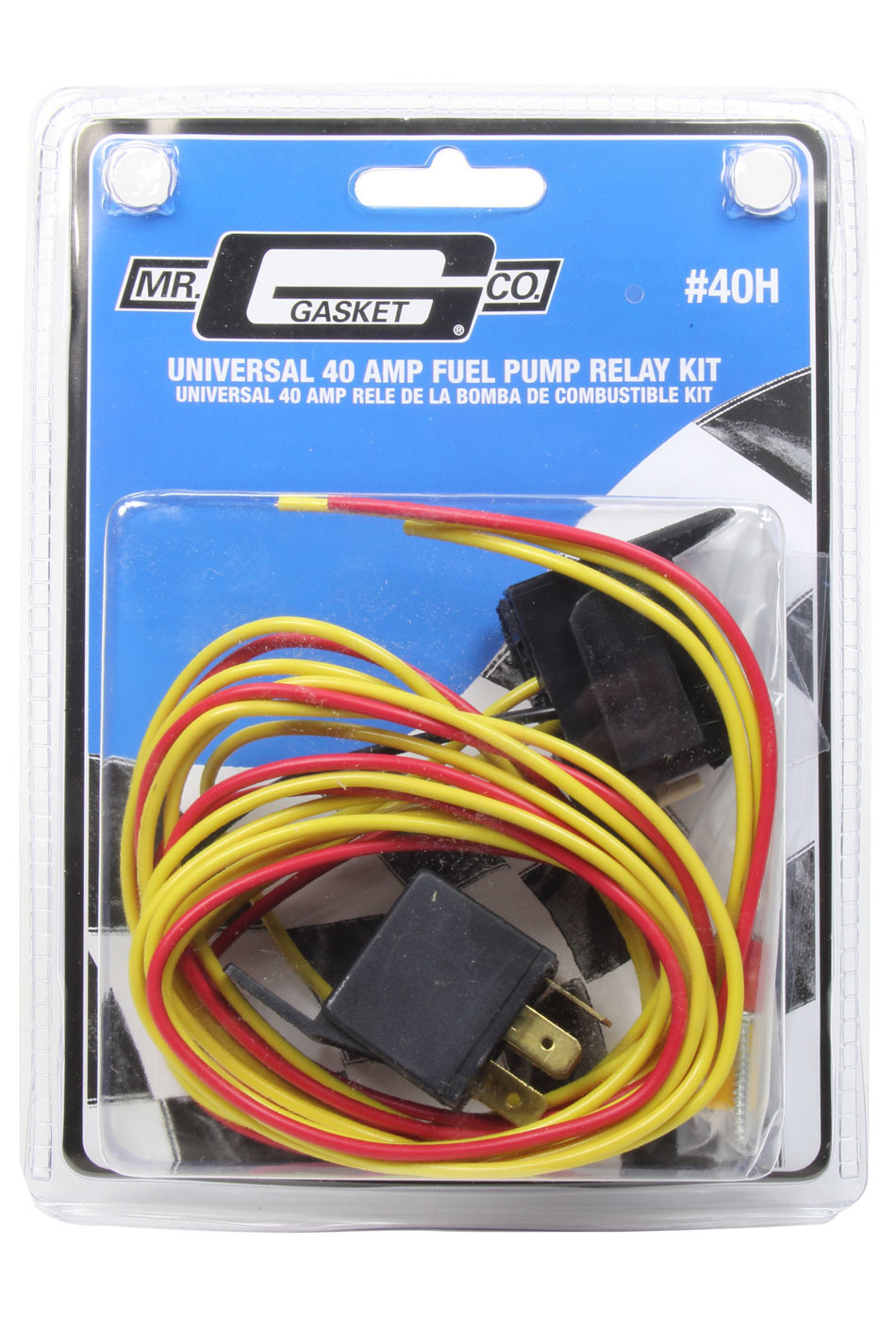 Nitrous Express 15515 60 Amp 5 Terminal Relay and 5 Wire Harness
