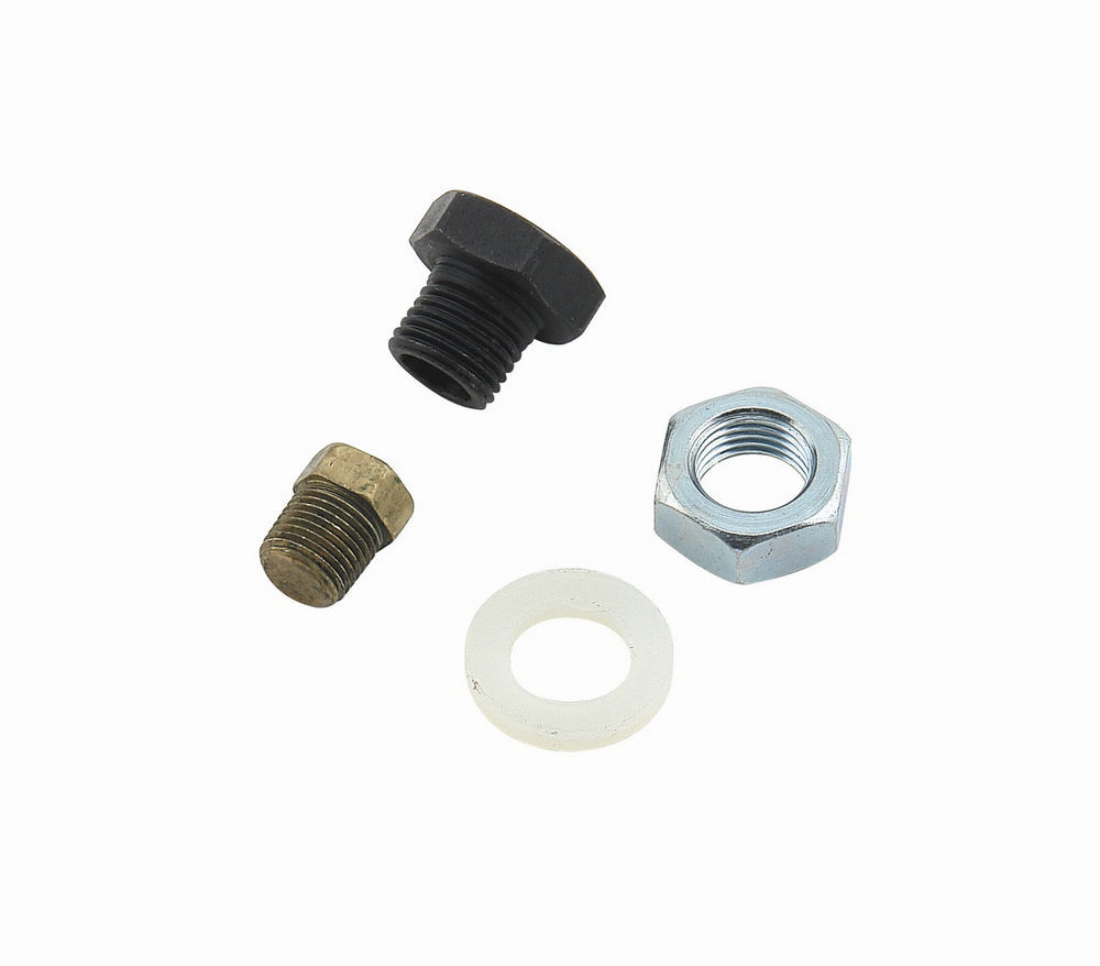 Mr Gasket 4470 Drain Plug, Transmission, Requires 1/2 in Hole, Kit