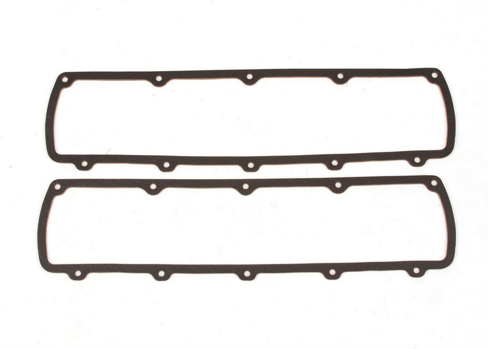 Mr Gasket 5875 Valve Cover Gasket, Ultra-Seal, 0.187 in Thick, Rubber Coated Cork / Rubber, Oldsmobile V8, Pair