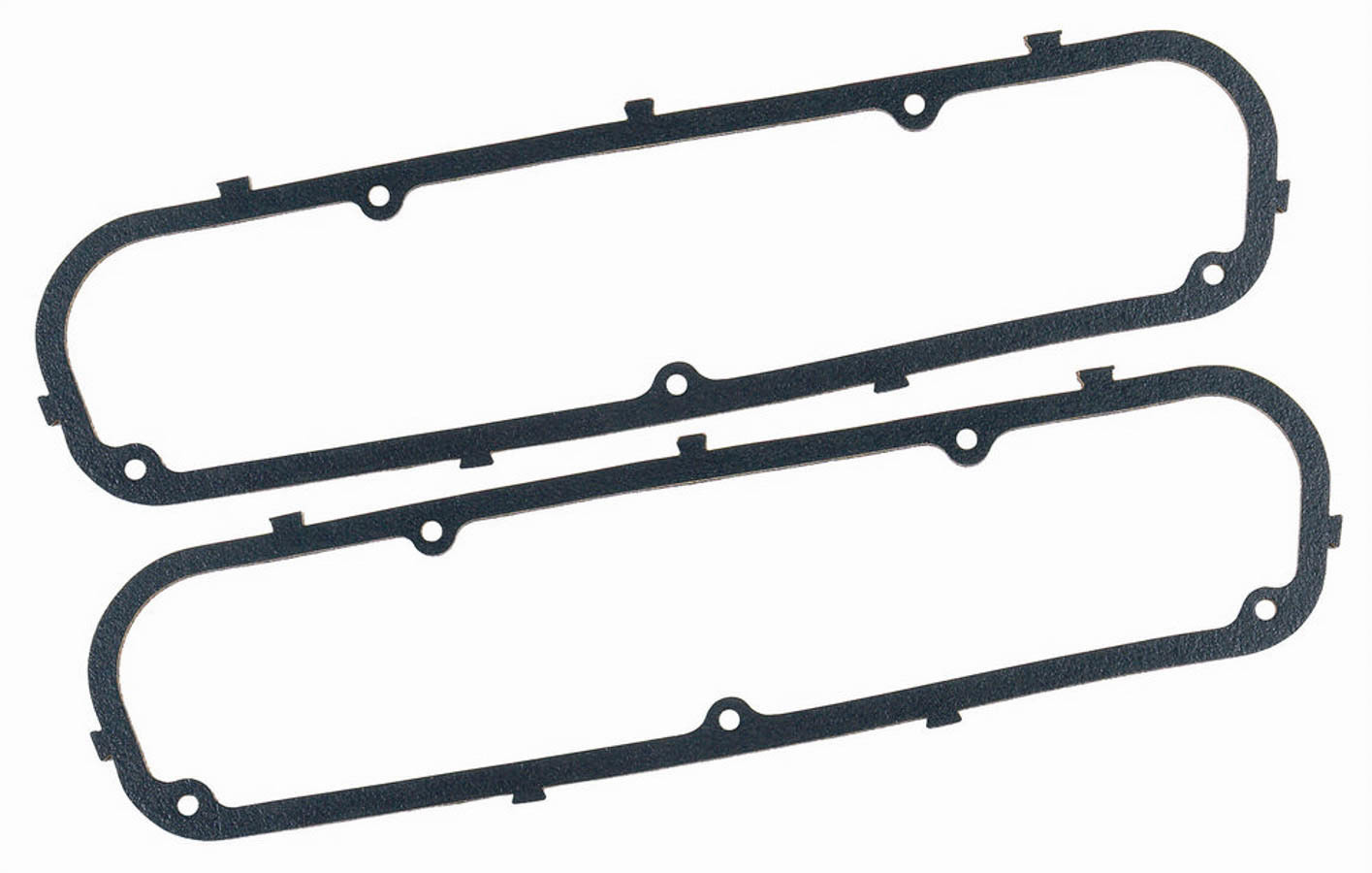 Mr Gasket 5876 Valve Cover Gasket, Ultra-Seal, 0.187 in Thick, Rubber Coated Cork / Rubber, Small Block Mopar, Pair