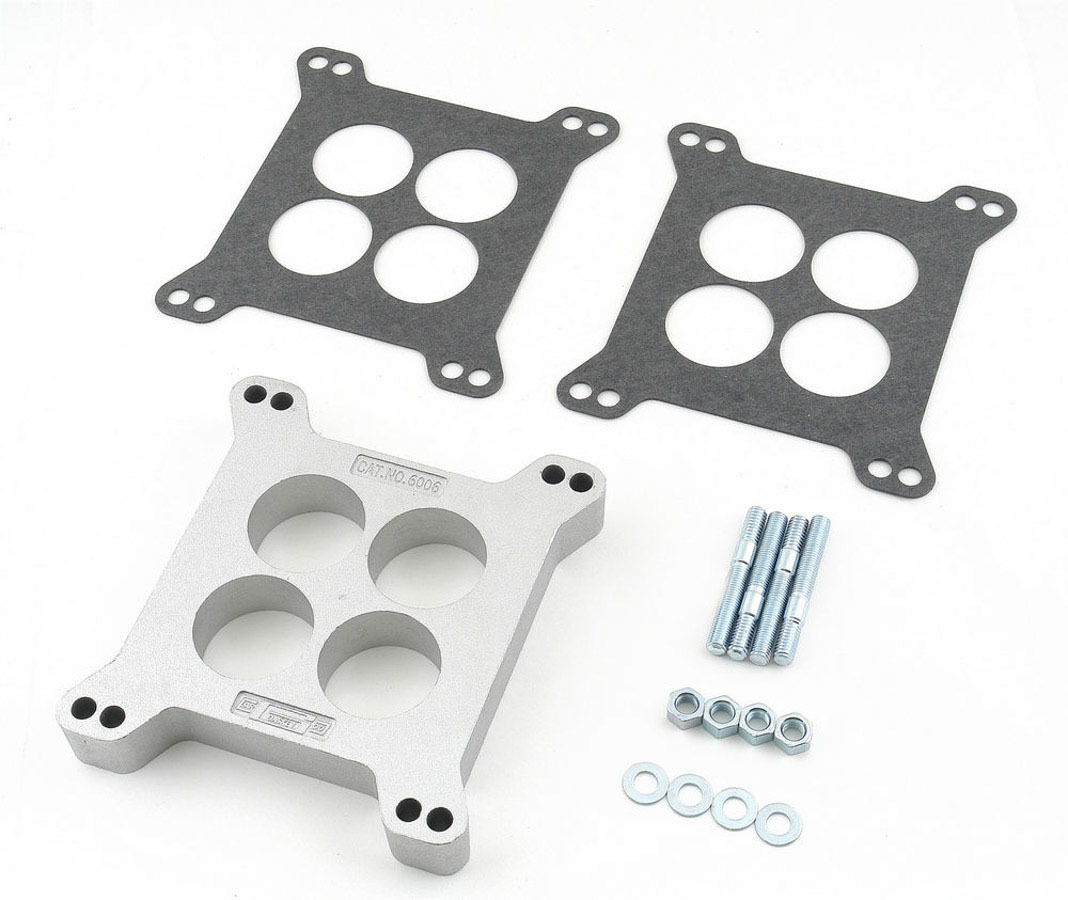 Mr Gasket 1in 4-Hole Carb. Spacer