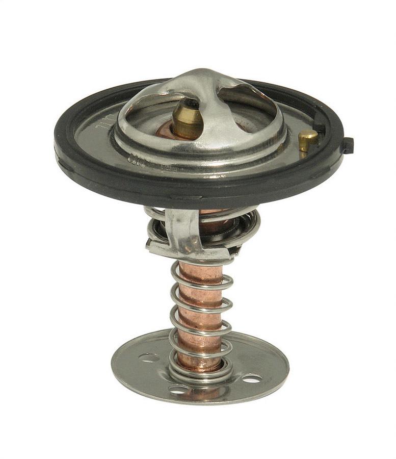 Mr Gasket 6368 Thermostat, 180 Degree, Brass / Copper, GM LS-Series, Each