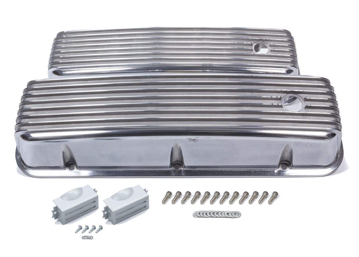 Gasket 6859G Mr Mr Gasket Aluminum Tall Valve Covers