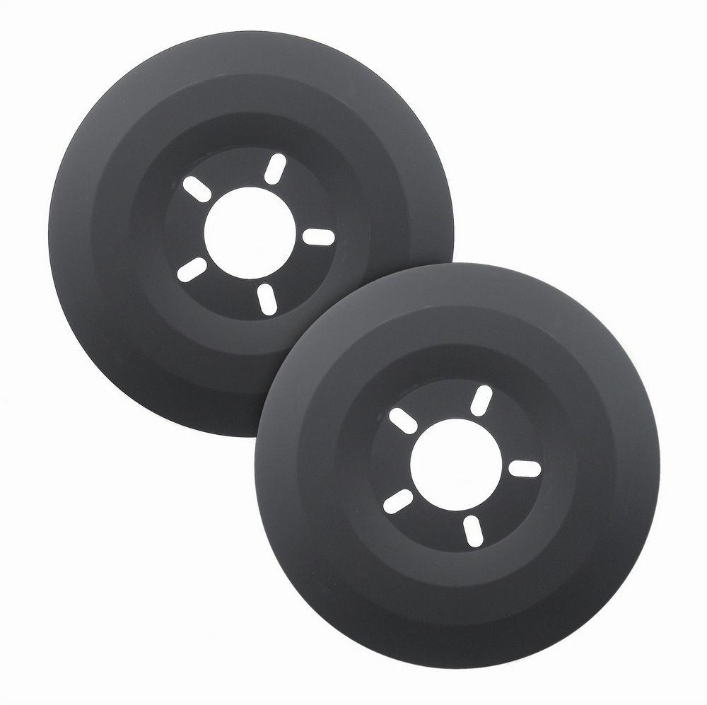 Mr Gasket 15in Wheel Dust Shields