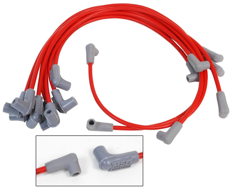8.5mm SBC Race Tailored Plug Wire Set