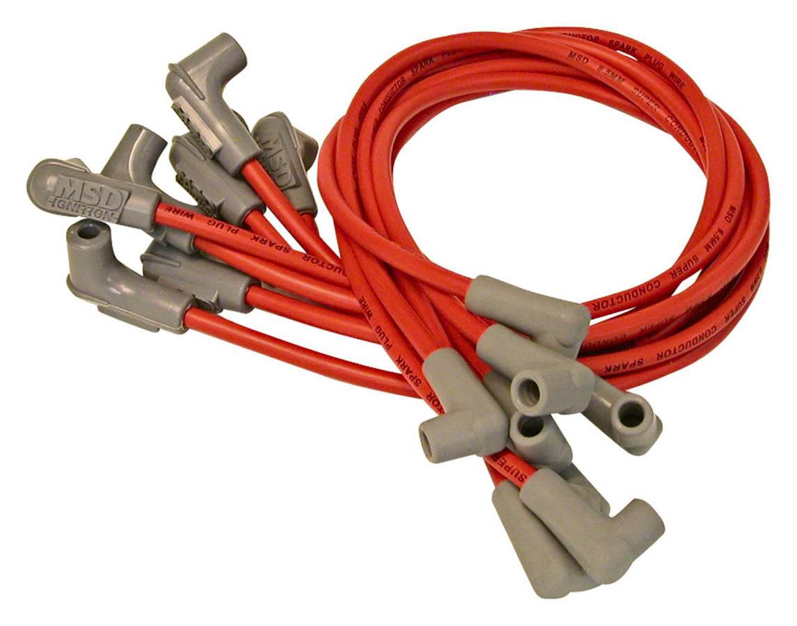 8.5mm BBC Race Tailored Plug Wire Set