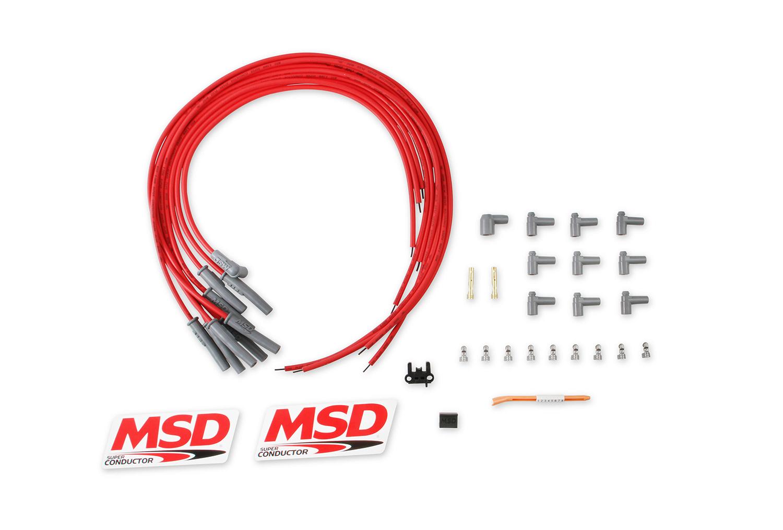 8 Cylinder Plug Wires