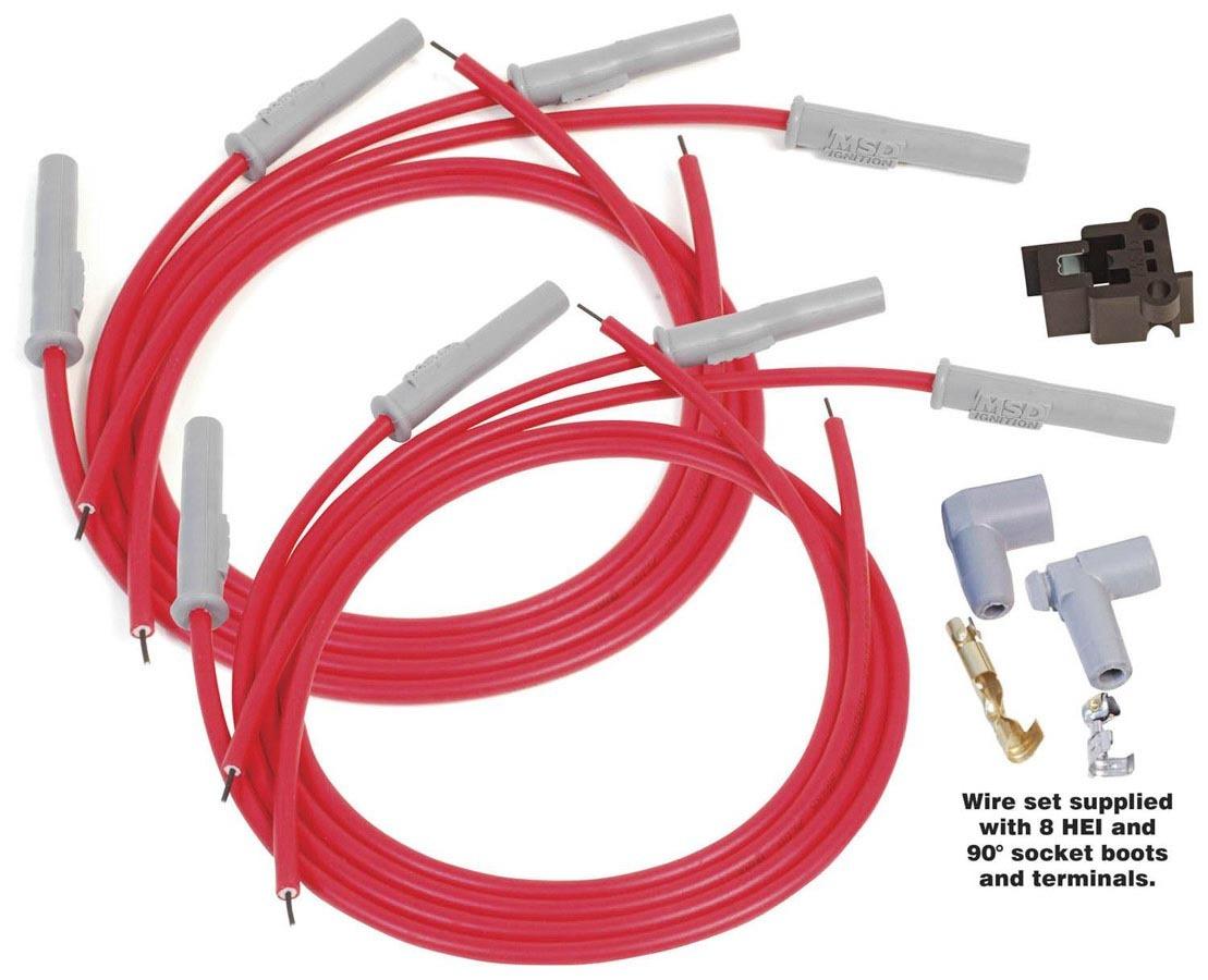 8 Cyl Wire Set