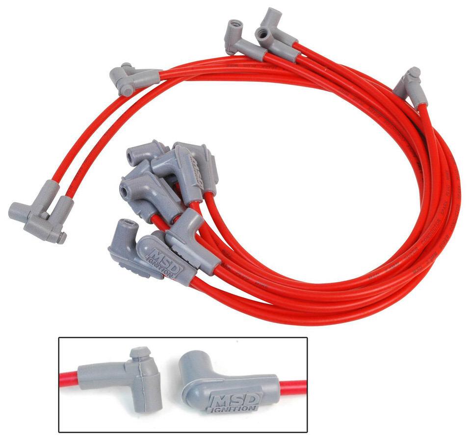8 Cyl Plug Wires